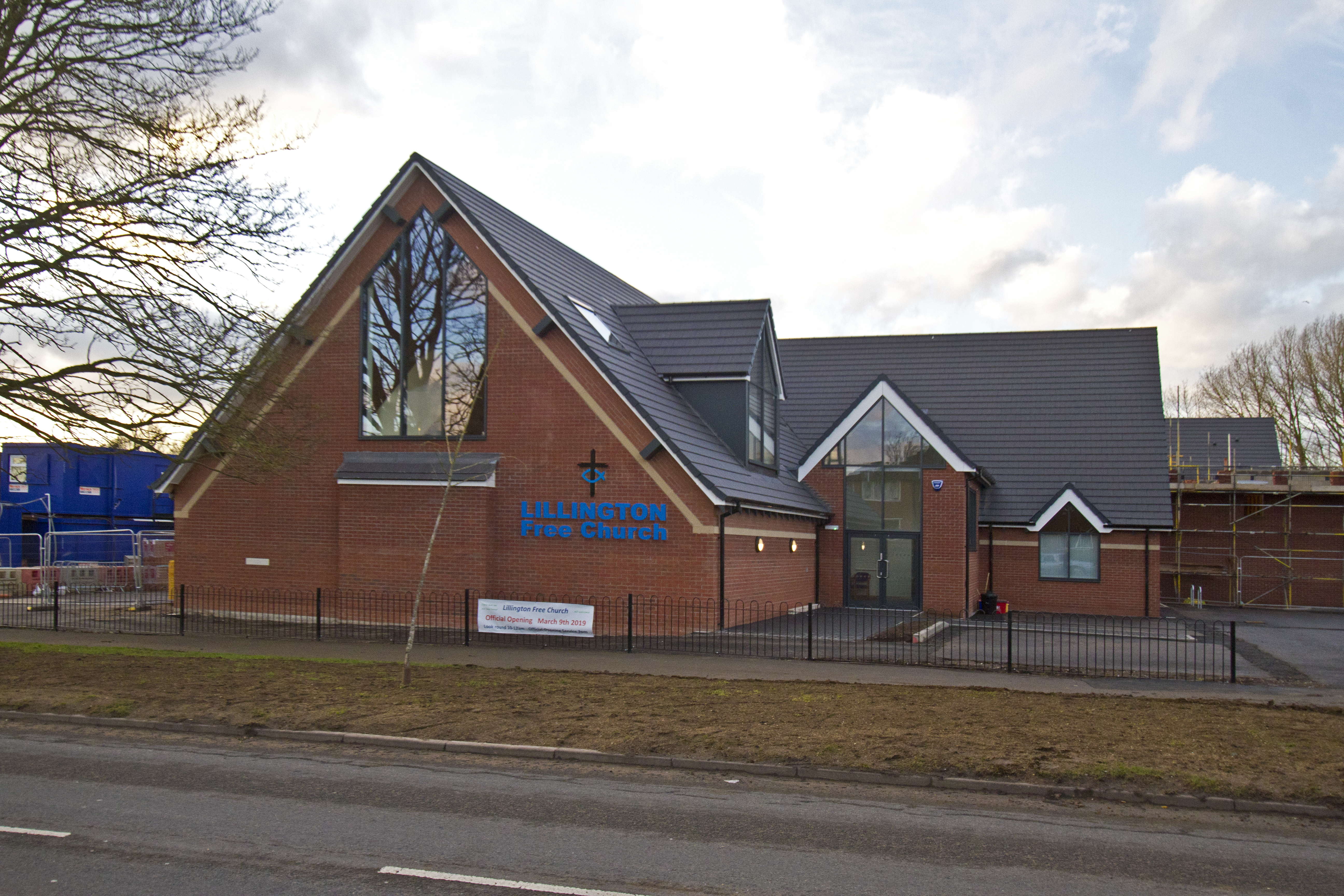 Welcome to Lillington Free Church, your United Reformed Church in Leamington Spa